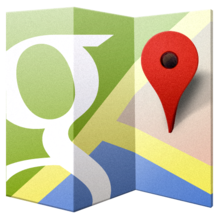 Logo android maps 6.10